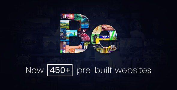 Responsive Multi-Purpose WordPress Theme WooCommerce New Version BeTheme